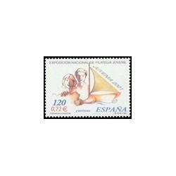 2001 España. JUVENIA 2001 (Edif.3781)**