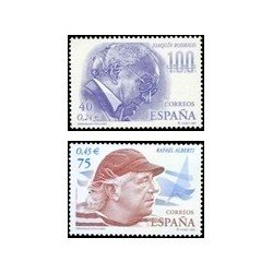 2001 España. Personajes Populares (Edif.3783/84)**