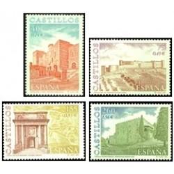 2001 España. Castillos (Edif.3785/8)**