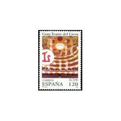 2001 España. Gran Teatro del Liceo (Edif.3791)**