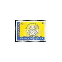 2001 España. Sociedad Estatal de Correos (Edif.3815)**