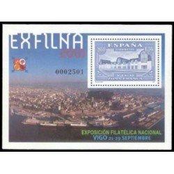2001 España. EXFILNA 2001 (Edif.3816)**