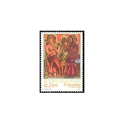 2001 España. Santo Domingo de Silos (Edif.3817)**