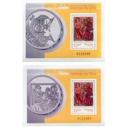 2001 España. Santo Domingo de Silos (Edif.3818/9)**