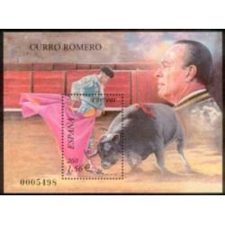 2001 España. Toros - Curro Romero (Edif.3834)**