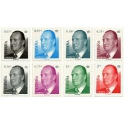 2002 España. S.M Don Juan Carlos I (Edif.3857/64)**