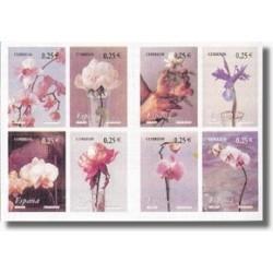 2002 España. La Flor y el Paisaje (Edif.3869/76)**
