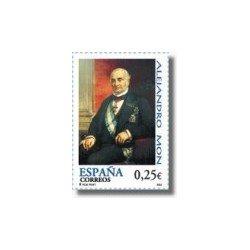 2002 España. Alejandro Mon (Edif.3882)**