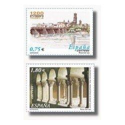 2002 España. Aniversarios (Edif.3892/3)**