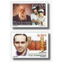2002 España. Centenarios (Edif.3894/5)**