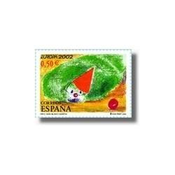 2002 España. Europa (Edif.3896)**