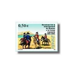 2002 España. Reincorporación de Menorca (Edif.3897)**