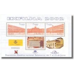 2002 España. EXFILNA 2002 (Edif.3906)**