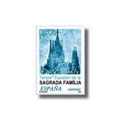 2002 España. La Sagrada Familia (Edif.3924)**