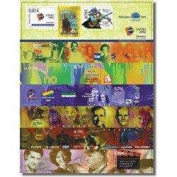 2002 España. Exp. de Filatelia Juvenil (Edif.3943)**