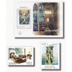 2002 España. Arte Español (Edif.3952/4)**