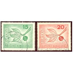 1965 Alemania. Europa CEPT. Ø