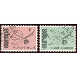 1965 Bélgica. Europa CEPT. Ø