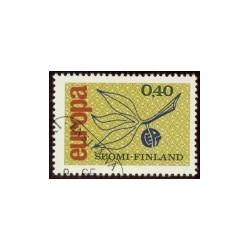 1965 Finlandia. Europa CEPT. Ø