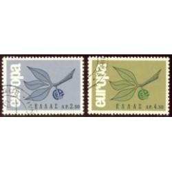 1965 Grecia. Europa CEPT. Ø