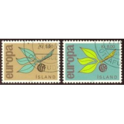 1965 Islandia. Europa CEPT. Ø