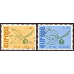 1965 Italia. Europa CEPT. Ø