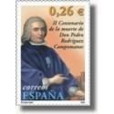 Sellos de España 2003. Pedro Rodríguez Campomanes (Edifil 3960)**