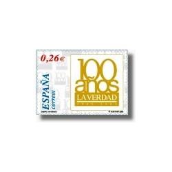 Sellos de España 2003. Diario la Verdad (Edifil 3968)**
