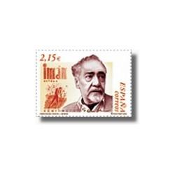 Sellos de España 2003. Ramón J. Sender. (Edifil 3977)**