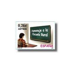 Sellos de España 2003. Homenaje a la Escuela Rural. (Edifil 3978)**
