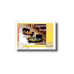 Sellos de España 2003. Europa, El Arte del Cartel. (Edifil 3982)**