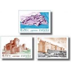Sellos de España 2003. Castillos. (Edifil 3986/8)**