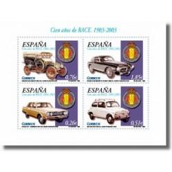 Sellos de España 2003. Real Automóvil Club de España RACE. (Edifil 3996)**