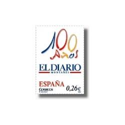 Sellos de España 2003. El Diario Montañés. (Edifil 3998)**