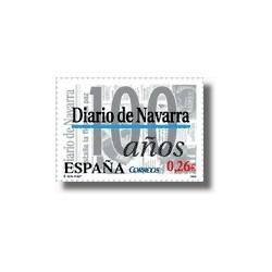 Sellos de España 2003. Diario de Navarra. (Edifil 4000)**