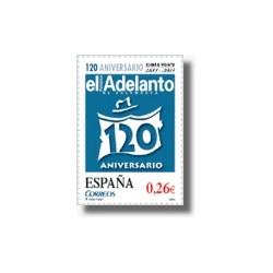 "Sellos de España 2003. Diario ""El Adelantado"". (Edifil 4002)**"