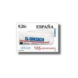 "Sellos de España 2003. Diario ""El Comercio"". (Edifil 4012)**"