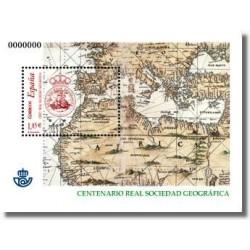Sellos de España 2003. Real Sociedad Geográfica. (Edifil 4021)**
