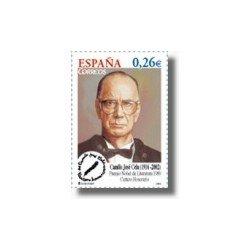 Sellos de España 2003. Camilo José Cela. (Edifil 4030)**