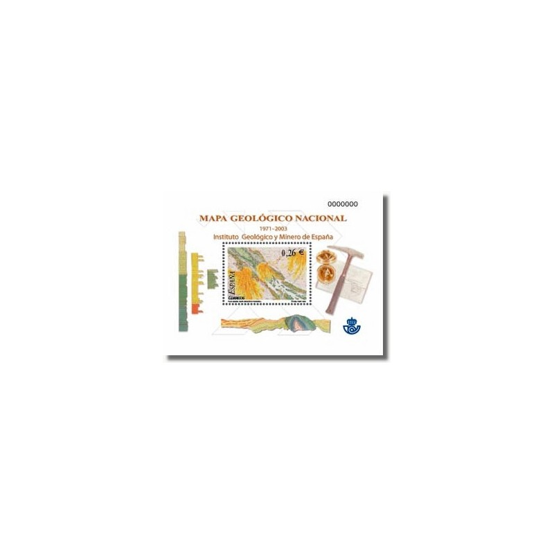Sellos de España 2003. Plan Magma. (Edifil 4036)**