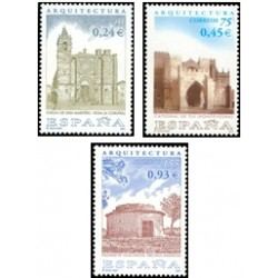 2001 España. Arquitectura (Edif.3797/99)**