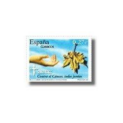 Sellos de España 2004. Asociación Española Contra el Cáncer. (Edifil 4062)*