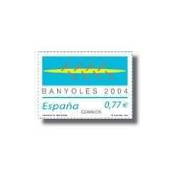 Sellos de España 2004. Campeonato del Mundo de Remo. (Edifil 4064)**