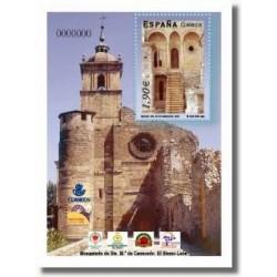 Sellos de España 2004. Monasterio Sta. Mª de Carracedo. (Edif.4069)**