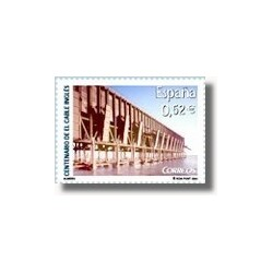 Sellos de España 2004. Centenario de El Cable Inglés. (Edifil 4078)**
