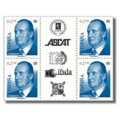 Sellos de España 2004. Juan Carlos I H.B. (Edif.4088)**