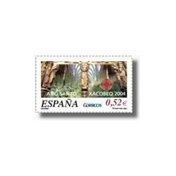 Sellos de España 2004. Xacobeo 2004 (Edif.4095)**