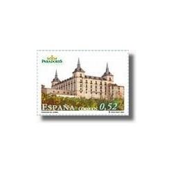 Sellos de España 2004. Paradores de Turismo (Edif.4096)**