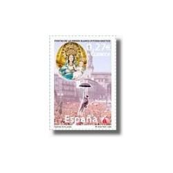 Sellos de España 2004. Fiestas Populares - Virgen Blanca (Edif.4111)**