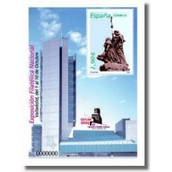 Sellos de España 2004. EXFILNA 2004 (Edif.4117)**